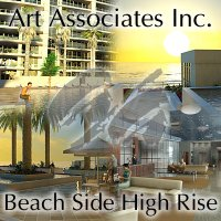 Beach Side High Rise