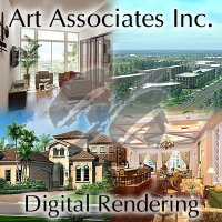 Digital Renderings & Illustrations